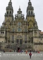 Santiago de Compostella - Kathedrale