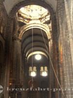 Santiago de Compostella - Kathedrale Weihrauchgefäß