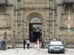 Santiago de Compostella - Hostal de los Reyes Católicos