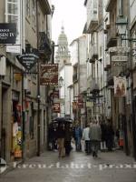 Santiago de Compostella - Altstadt