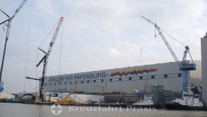 Papenburg-based MEYER shipyard in difficult waters