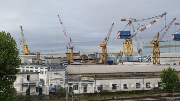 Fincantieri Werft Marghera