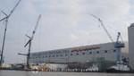 World Dream bei Meyer Werft auf Kiel gelegt