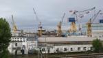 Fincantieri-Werft in Mestre
