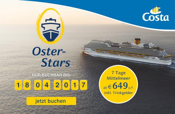 costa ostern 2017