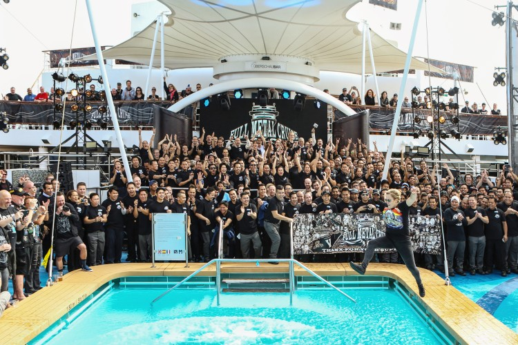 full metal cruise 2017 gruppenbild
