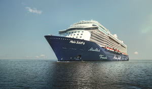 Mein Schiff 6 voyages of anticipation