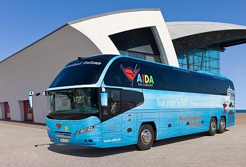 AIDA Busanreise