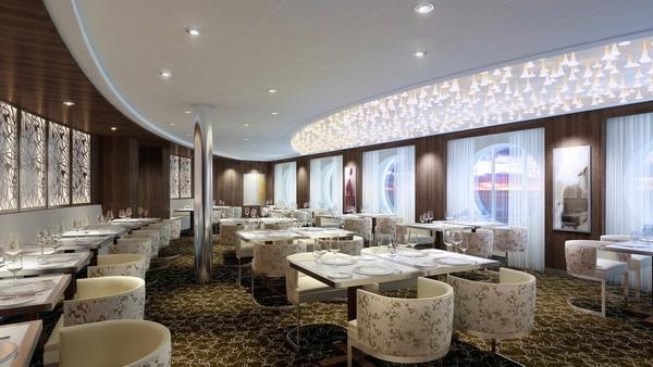 Celebrity Cruises - Restaurant Luminae