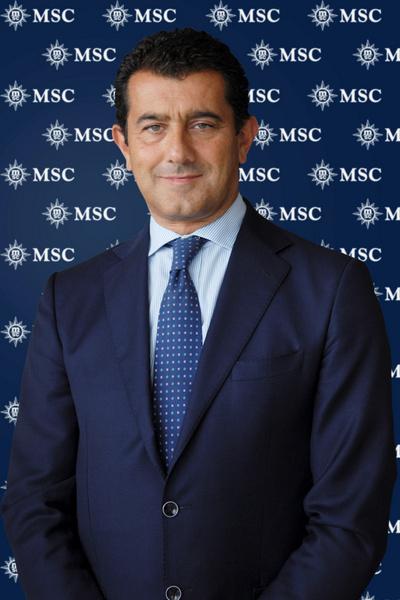Der neue CEO - Gianni Onorato