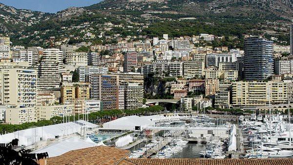 Hafen von Monaco