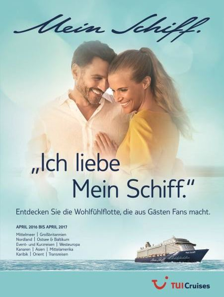 TUI Cruises Katalog 2016/2017