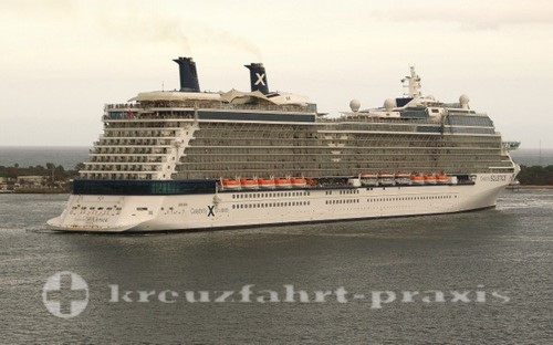 celebrity cruises celebrity solstice