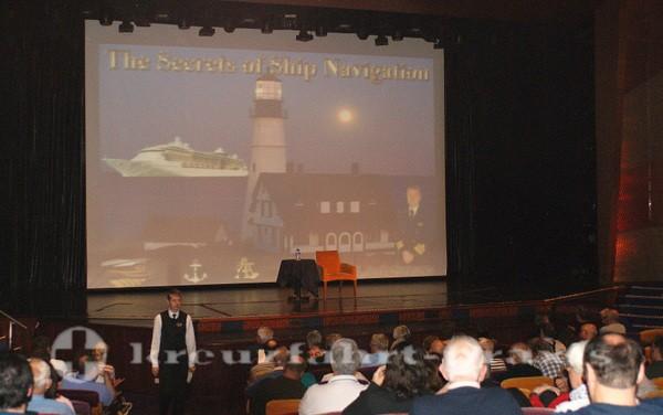 Secrets of Ship Navigation