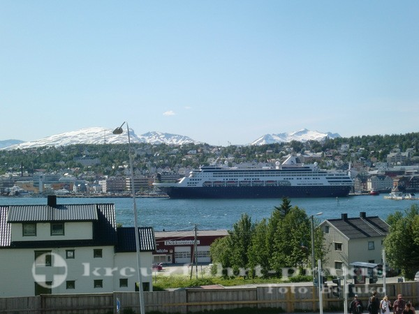 MS Ryndam in Tromso