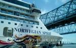 Norwegian Spirit in New Orleans