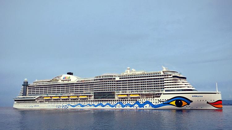 AIDA Cruises - AIDAprima