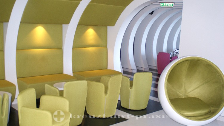 AIDAprima Teens Lounge