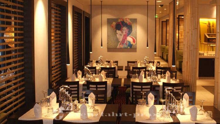 East Restaurant der AIDAprima