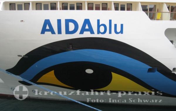 AIDAblue