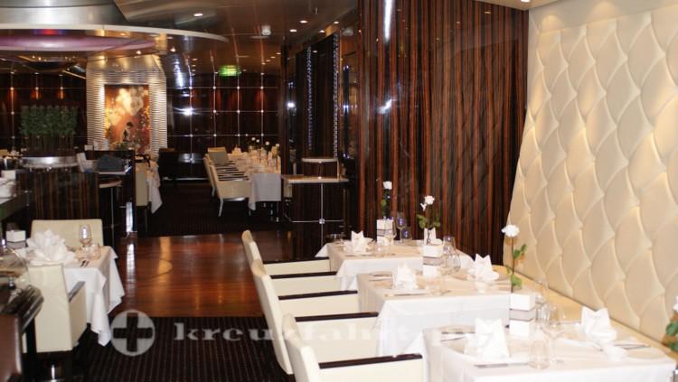 AIDAblu - Gourmet-Restaurant Rossini
