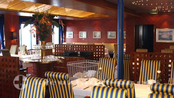 AIDAcara - Rossini Restaurant