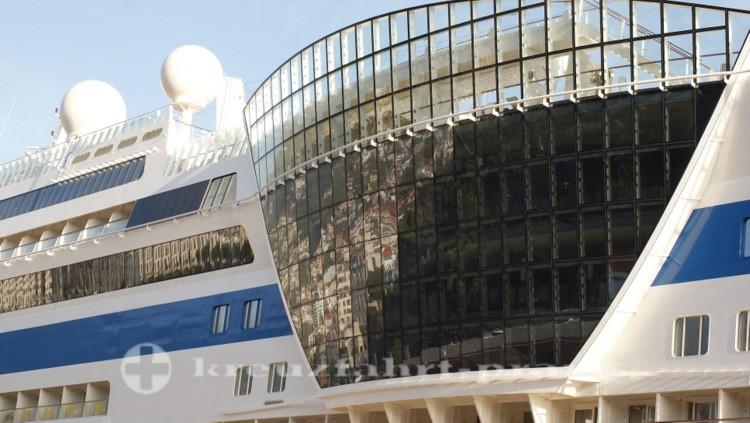 AIDAdiva - The Theatrium