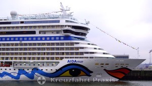 AIDA Cruises is rehearsing a new start with three ships in August