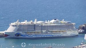 AIDA Cruises - Schiffsbesichtigungen im Jahr 2020