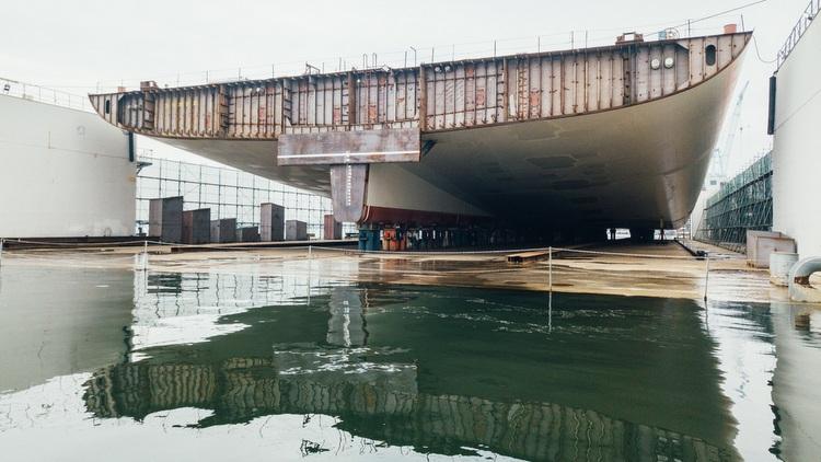 AIDAnova - So wird ein Schiff gebaut