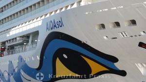 Start of booking AIDAsol Reisen from Kiel
