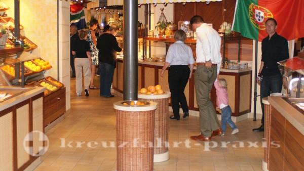 AIDAstella - Bella Donna Restaurant