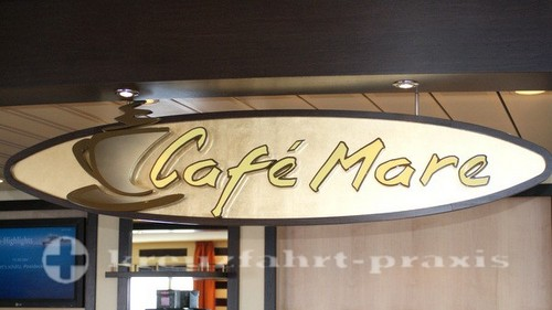 AIDAstella - Café Mare