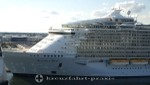 Allure of the Seas 2020 in modernem Outfit