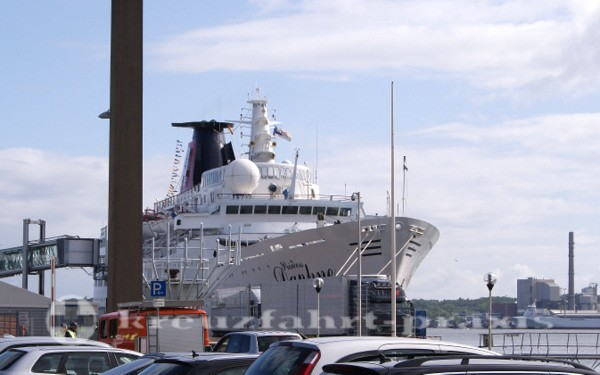 Princess Daphne in Kiel