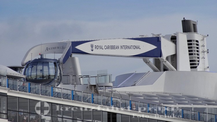 Royal Caribbean International - Anthem of the Seas - Der Northstar