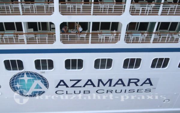 Azamara Quest in Kusadaasi