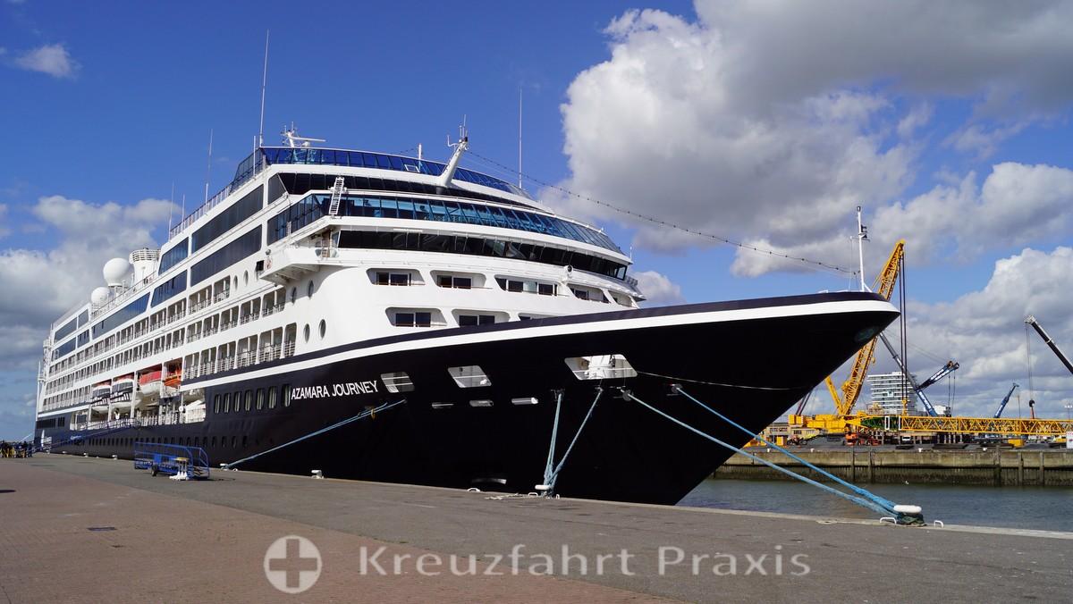 Azamara Club Cruises – Reaktionen auf das Coronavirus