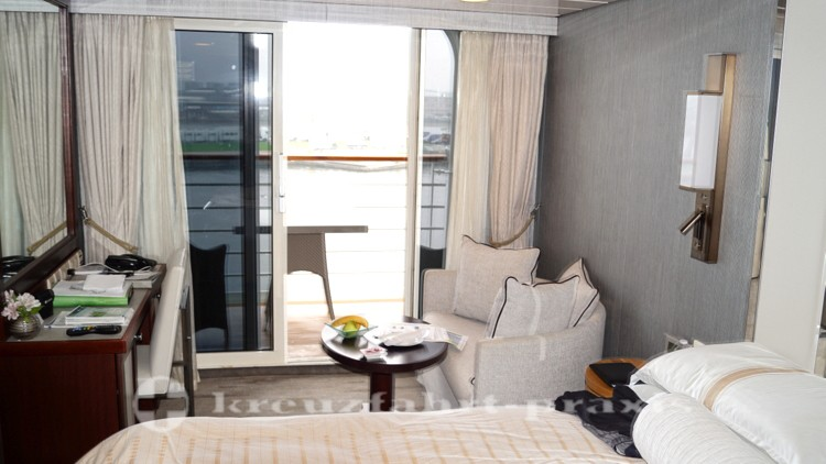 Balkonkabine # 6048