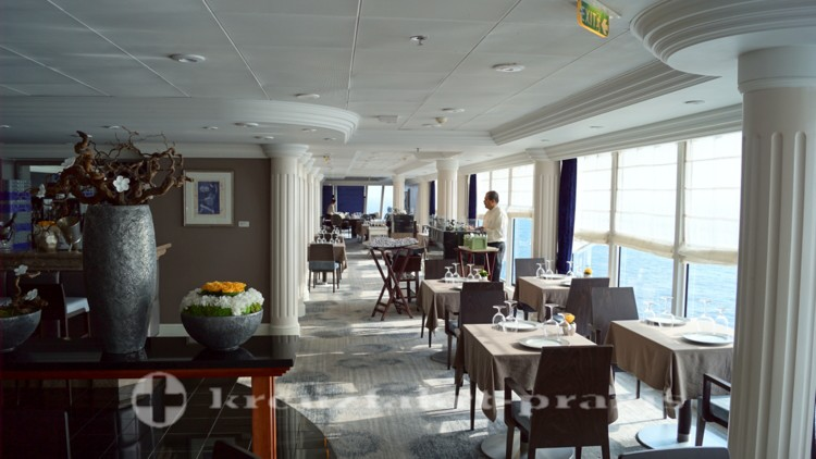 Azamara Journey - Aqualina Restaurant