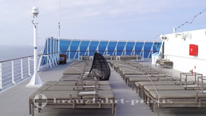 Sonnendeck - Deck 11