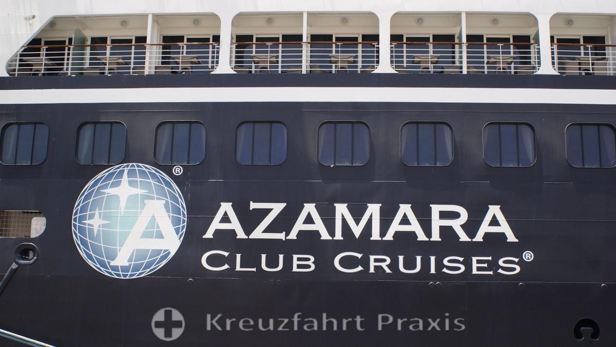 Unübersehbar - Azamara Club Cruises