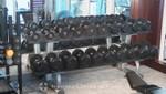 Azamara Quest - Fitness-Bereich - Hantelbank