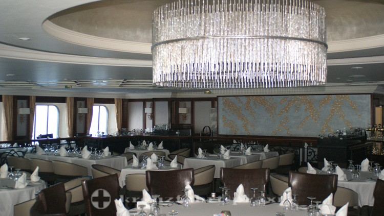 Azamara Quest - Discoveries Restaurant