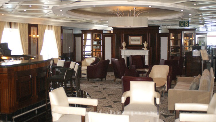 Azamara Quest - Discoveries Bar