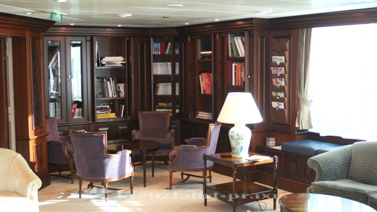 Azamara Quest - Drawing Room