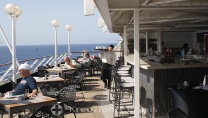Windows Café buffet restaurant - outside area