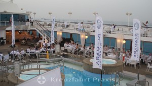 Azamara Quest - White Night in Haifa