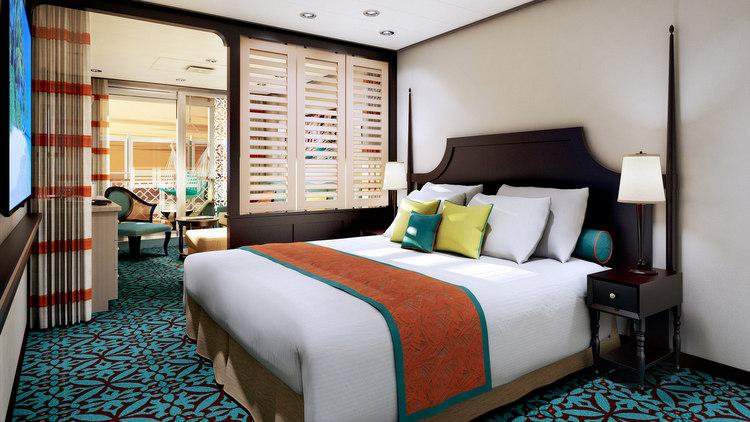 Carnival Vista - Havana Cabana Suite