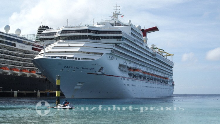 Bahama-Kreuzfahrten ab Charleston